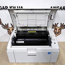 Принтер бу лазерный ч/б Samsung ML-2165, фото 2