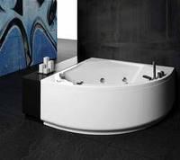 Гидромассажная ванна AM.PM Tender F1, W45W-140C140W1F, 1400х1400х585 мм