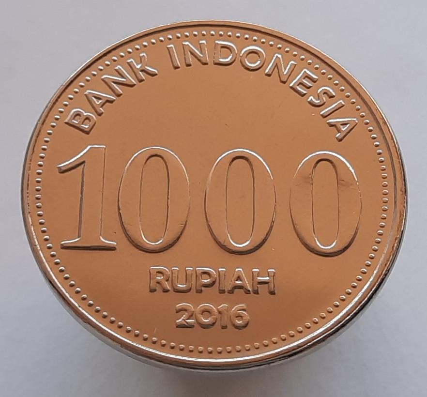 Індонезія 1000 рупій 2016