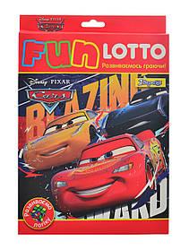 """Ігровий набір """"Funny loto"""" """"Cars"""""""