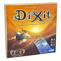 Настільна гра Dixit (Діксіт) друга редакція (оновлений дизайн)