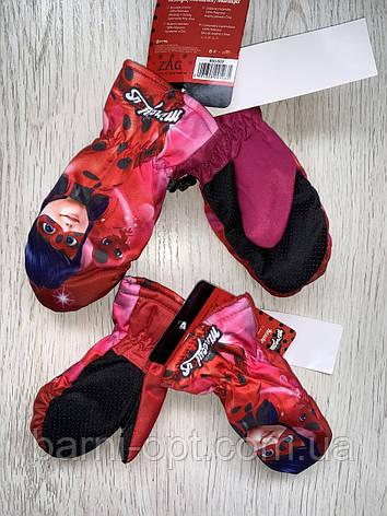 Детские перчатки Disney,  Венгрия 2/3 -5/6 рр, фото 2