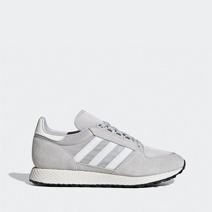 Кроссовки мужские Adidas Forest Grove бежевый (EE5837)