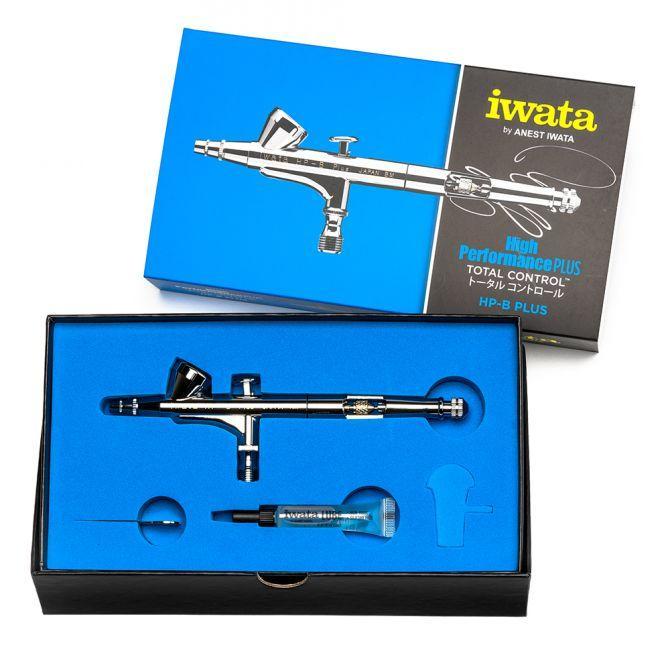 Аэрограф IWATA Hi-Performance HP-B PLUS 0,2 мм