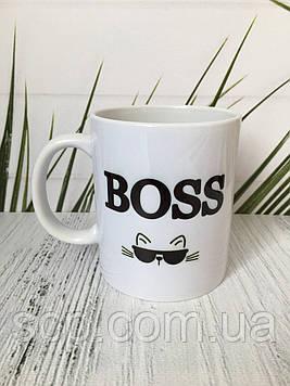 Чашка для Шефа