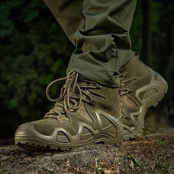Ботинки тактические Alligator олива