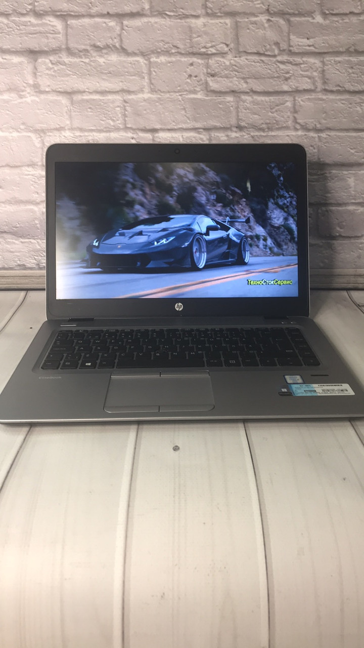 "Ноутбук 14"" HP EliteBook 840 G3 (i5-6300U 4x3.00Ghz\ 8Gb DDR4 2400Mhz\ m.2 256GB\ Intel HD 520/1920x1080)"