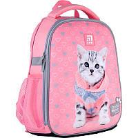 Рюкзак школьный каркасный Kite Education Studio Pets, 1-4 класс