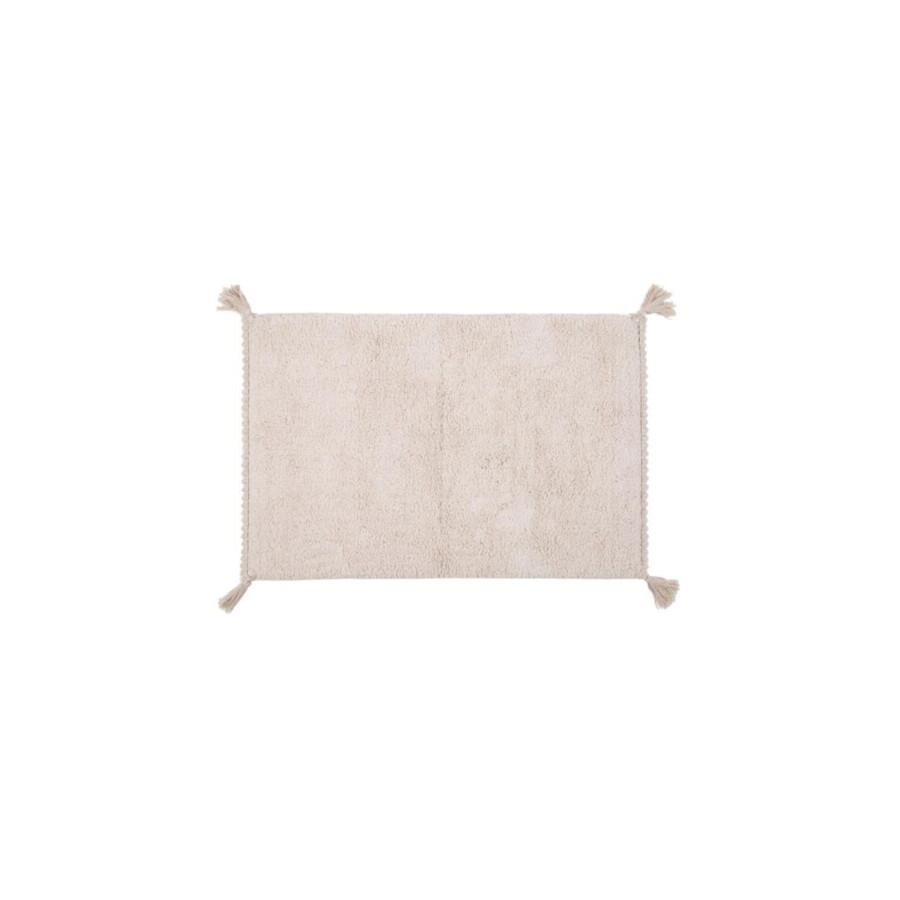 Набор ковриков Irya - Benny pembe розовый 60*90+40*60