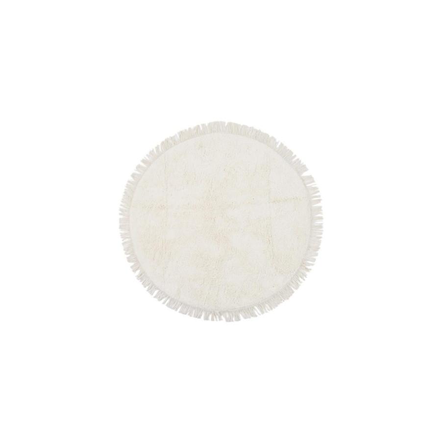 Коврик Irya - Loris ekru молочный 100*100