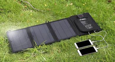 Солнечные панели и зарядные устройства