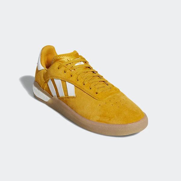 Кроссовки мужские Adidas 3ST.004 коричневые (EE7669)