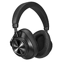 Беспроводные Bluetooth наушники Bluedio Turbine T7 Plus Black