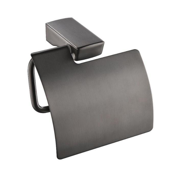 Тримачі туалетного паперу Imprese Тримач туалетного паперу Imprese GRAFIKY темний нікель (ZMK041807220)