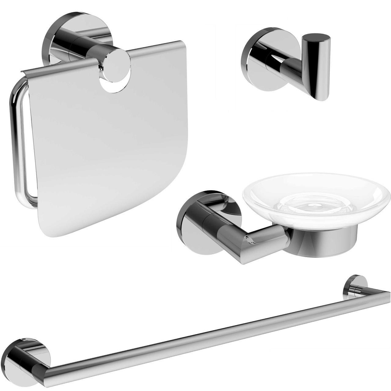 Наборы аксессуаров для ванной Imprese Набор аксессуаров Imprese Hranice (100014)