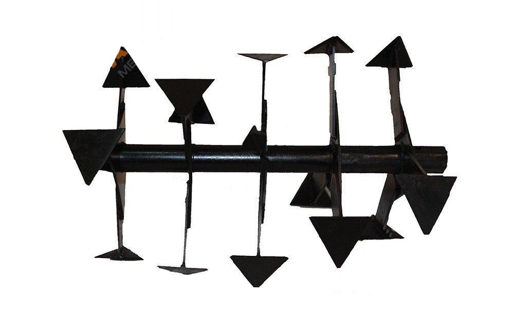 Фреза для мотоблоку Zirka-105/135 Преміум (5 секцій)