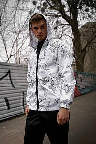Чоловіча куртка вітровка