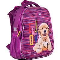 Рюкзак школьный каркасный Kite Education Rachael Hale, на 6-10 лет