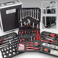 Набор инструментов Moller 399. Большой набор инструментов и ключей 399 шт