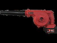 Аккумуляторный садовый пылесос-воздуходувка Edon AKM-21