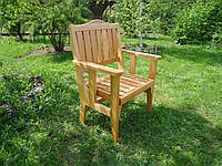 Кресло деревянное садовое серии Компакт