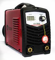 Инверторный сварочный аппарат Edon LV-300 (new), 4.6 кВт, КПД 85%, электроды 1.6-5,0, свар. ток 300 А, дисплей, фото 1