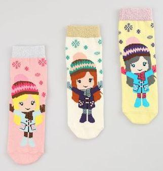 Дитячі шкарпетки з бавовни з малюнком Bross з тормозком