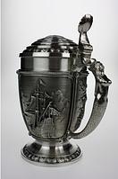 Кружка для пива «Вітрильник»