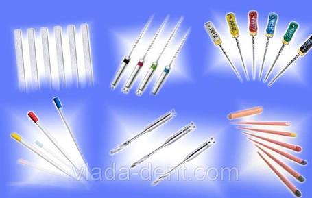 Ендодонтичні інструменти
