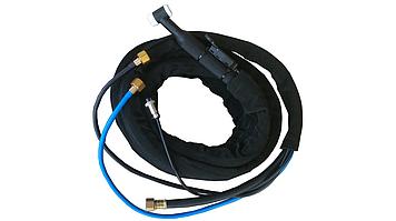 Аргоновая горелка WP-18 подключение гайкой