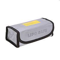 Противопожарная Защитная сумка для аккумулятора, Взрывозащищенная сумка для аккумулятора