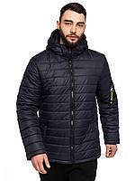 Куртка демисезонная мужская с капюшоном размеры 48-58