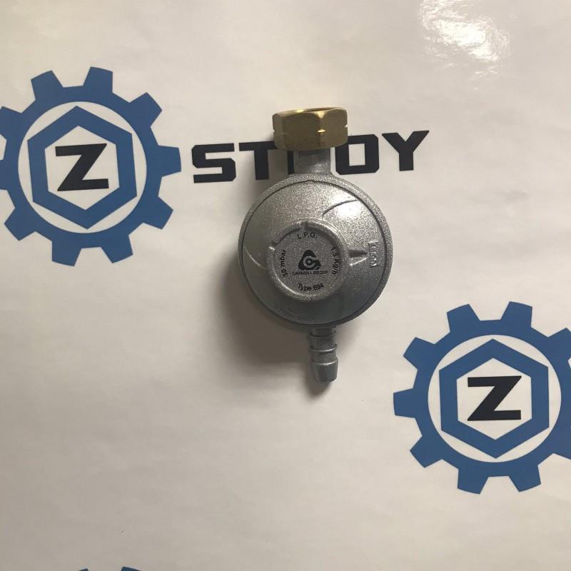 Газовий регулятор Cavagna Group 1,5 кг/год 30 mbar 9mm, тип 694
