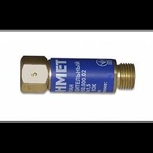 Клапан зворотній вогнезапобіжний , До, М16х1,5, рез/гір