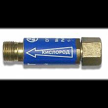 Клапан зворотній вогнезапобіжний, К, G 1/4, редуктор