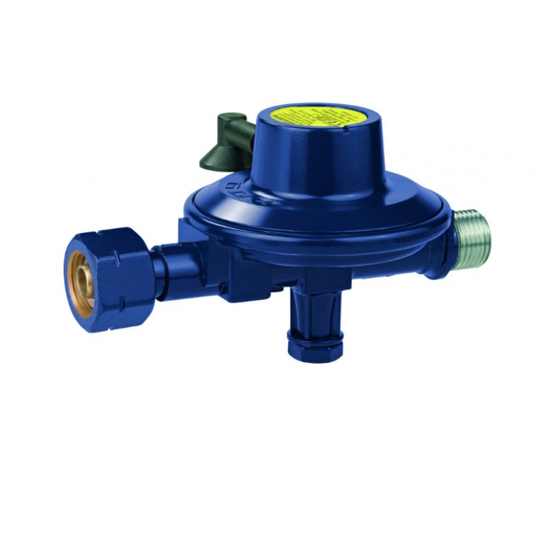 Регулятор низького тиску GOK FL92-4 50 mbar 4, кг/рік Komb.A G 1/2 LH-KN