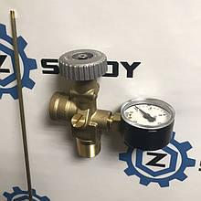 """Вентиль відбору парової фазі для ємності скрапленого газу AG 3/4""""NPTxIG POL з трубкою PL+1160мм ЗЕД84818079"""
