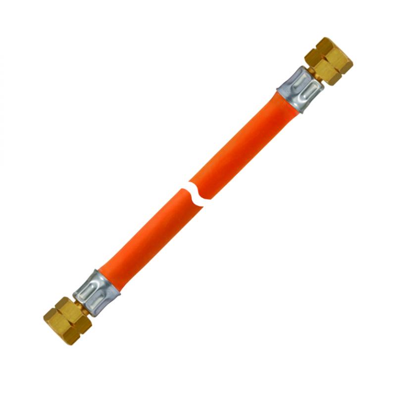 Шланг газовий -30* 1/4LH-1/4LH 1000мм