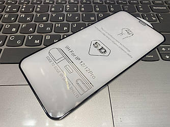3D Защитное iPhone 12/12 Pro/ (На весь Экран)