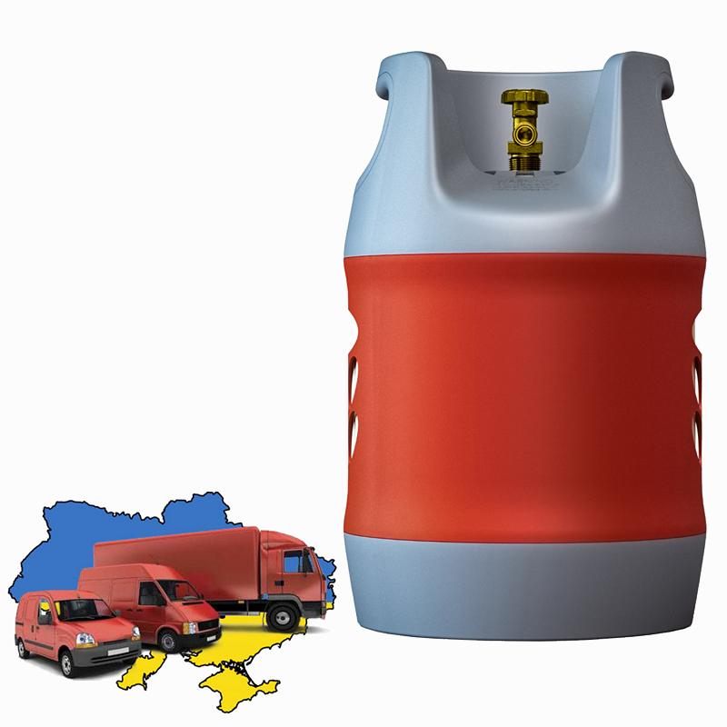 Газовий композитний балон HPC Research G4 СОД 18,2 л