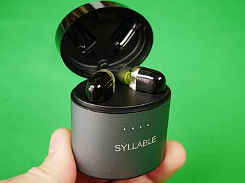 Беспроводные наушники Syllable S119 Black, aptX