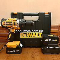 Ударный шуруповерт DeWALT DCD996P2 (36V, 6AH) Шуруповёрт Деволт