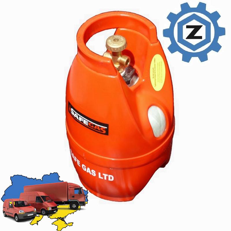 Газовий полімерний балон Lite Safe 5 л