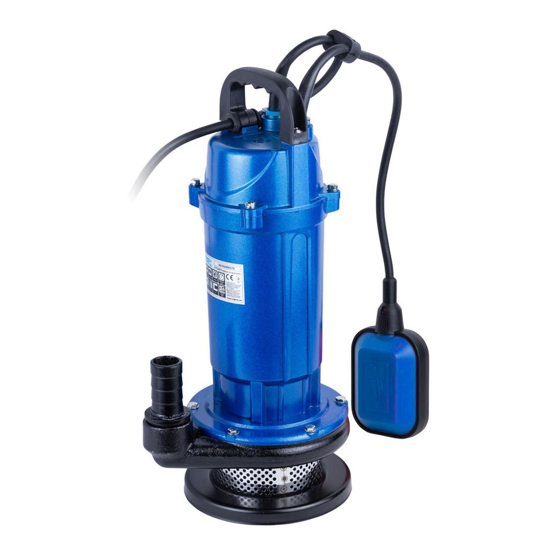 AQUATICA QDXa1.5-32-0.75 F (773208) Насос дренажний (0.75 кВт Hmax 32м Qmax 100л/хв)