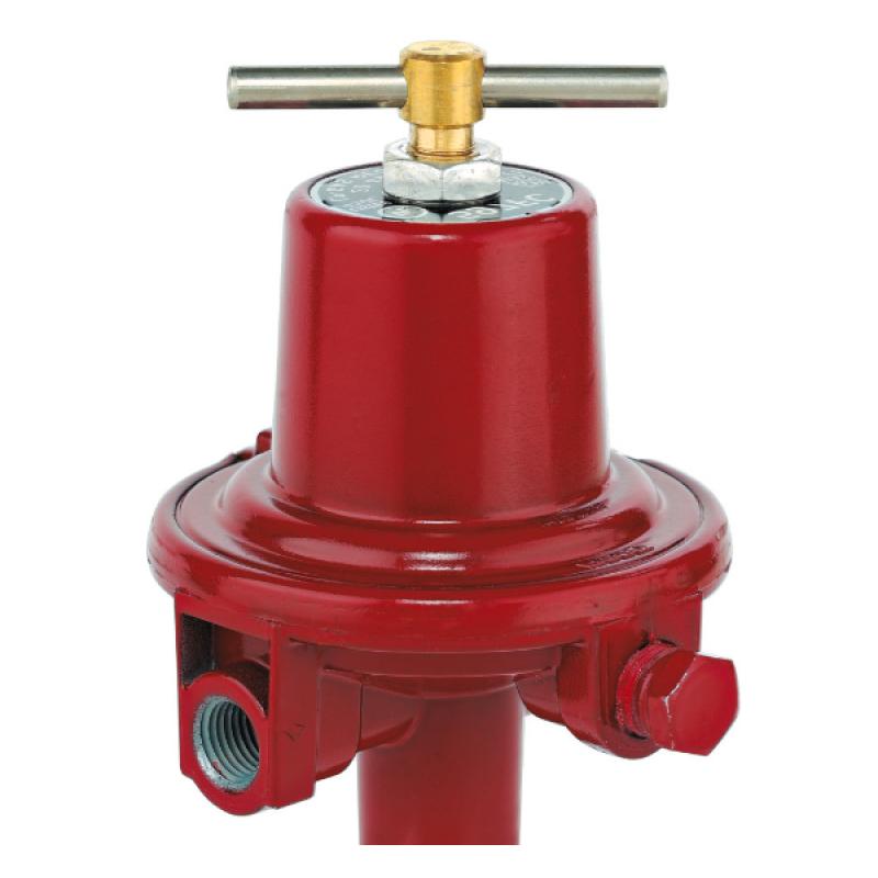 Регулятор середнього тиску Rego 597 IG1/4 x IG1/4 1,4-3,0 bar 73 кг/рік