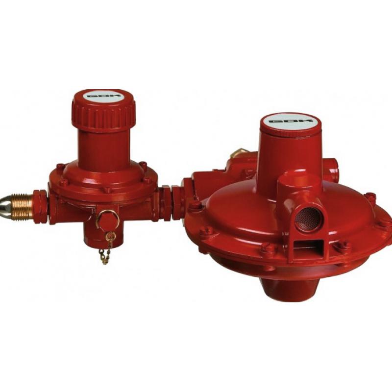 Регулятор тиску газу ПСК POL * IG G1 37 мбар 60 кг. год