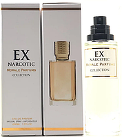 Парфумована вода унісекс Morale Parfums Ex Narcotique 30 мл