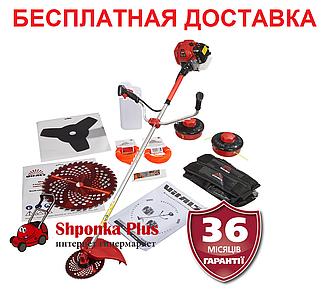 Мотокоса, бензокоса 2,2 л.с. Латвия Vitals  BK 5226t триммер бензиновый