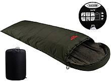 Спальний мішок Vulkan Micro меланж хакі