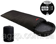 Спальний мішок Vulkan Micro меланж чорний